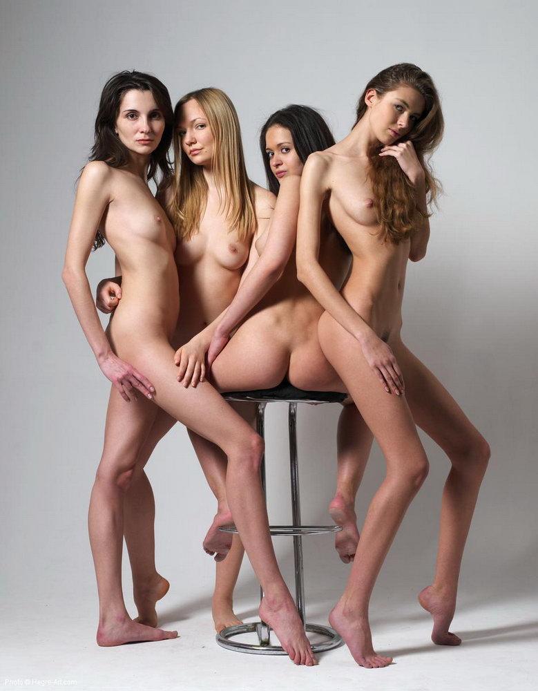 фото голых топ моделей фото