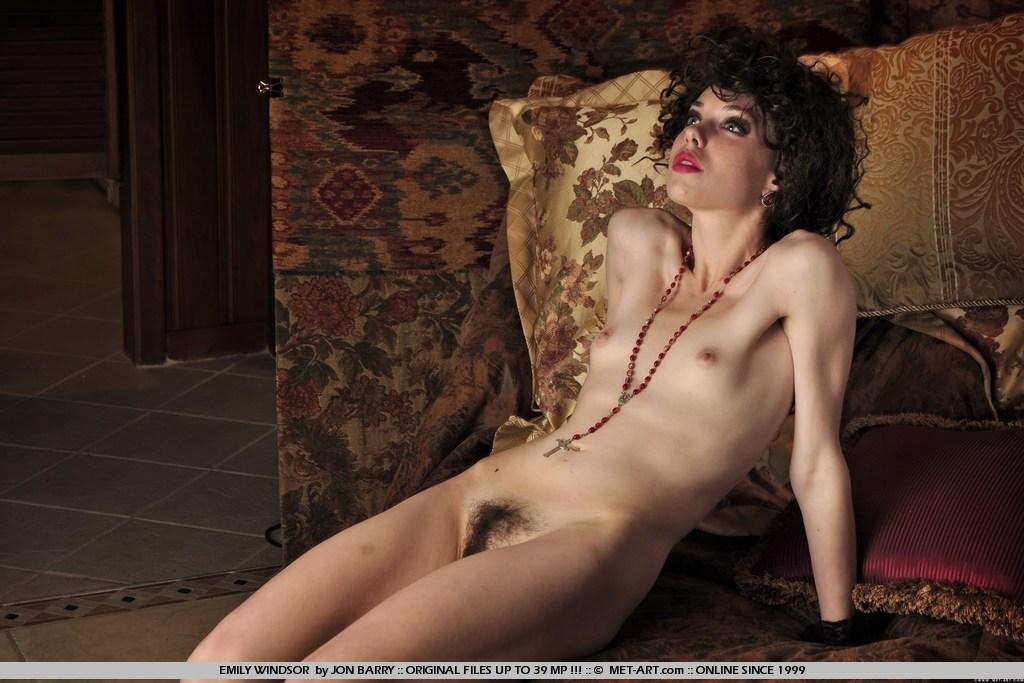 Met Art Emily Windsor Nude