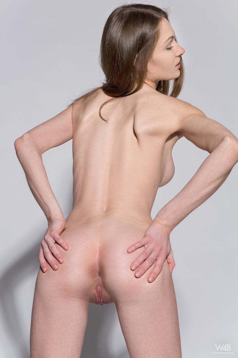 Skinny Watch4Beauty model Kate from Belarus poses nude in Casting Kate: www.eroticartfan.com/galleries/watch4beauty-kate