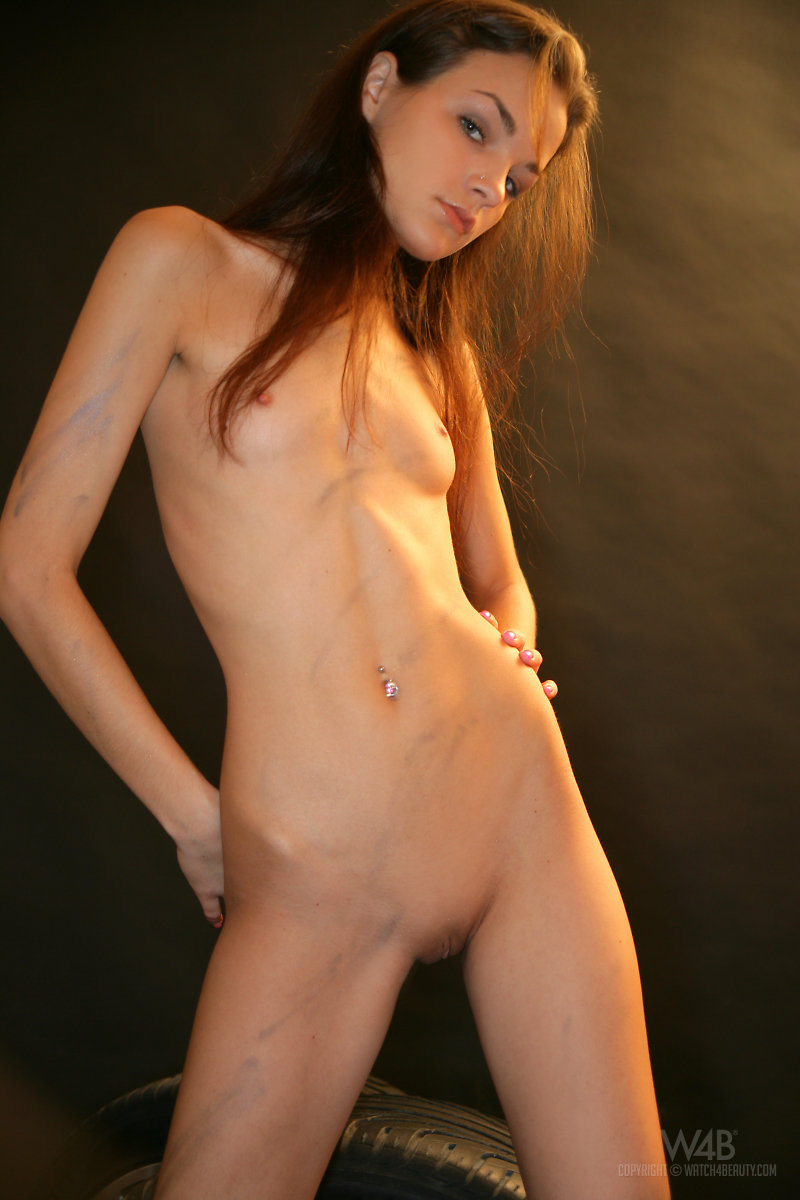 Nude Hairy Girl Lily