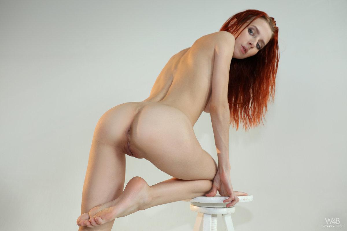 Helga Grey Redhead With Perky Tits Casting